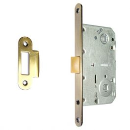 Механизм для межкомнатных дверей KEDR SD410 АВ Бронза