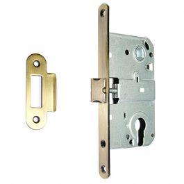 Механизм для межкомнатных дверей KEDR SD410 С АВ Бронза