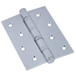 Петля дверная универсальная KEDR 100/75/2.5mm -SN Сатин