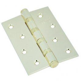 Петля дверная универсальная KEDR 100/75/2.5mm -G Золото
