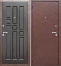 Дверь С притвором Молоток+МДФ